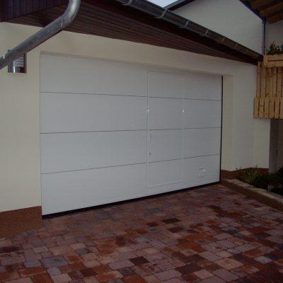 Garagensektionaltor